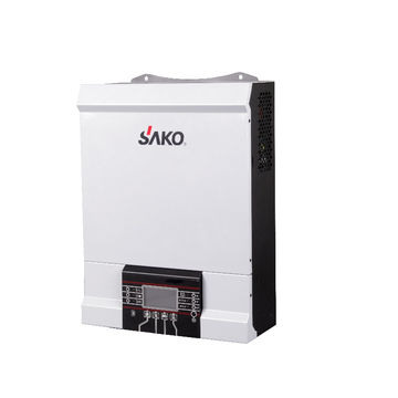 China 5KW Hybrid Solar Inverter, With Wifi Remote Monitor