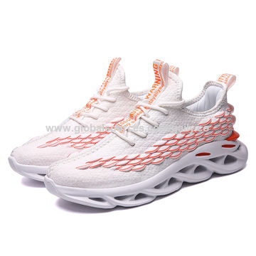 Cloth Shoes Men's Shoes Men's Athletic Sneakers Outdoor Sports Running Casual Breathable Shoes Wholesale