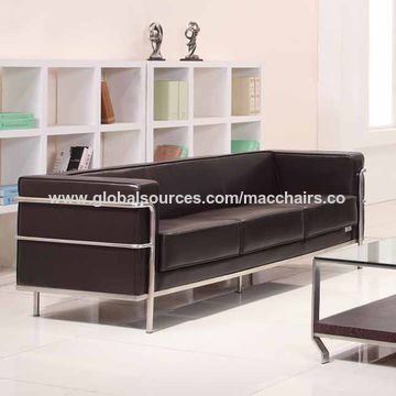 China 2020 Good Quality Leather Sofa Used Office Sofa Design Office Modern Sofa On Global Sources