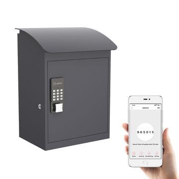 China Smart Mailbox Delivery Parcel Drop Box On Global Sources Parcel Box Parcel Drop Box Delivery Box