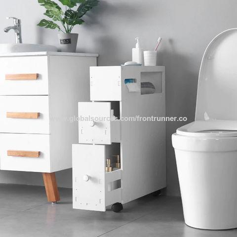Cabinet Toilet Paper Holder Bathroom, Narrow Cabinet Bathroom