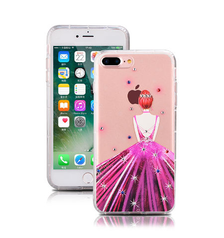 China Design Tpu Phone Case Custom Back Cover Cell Clear For