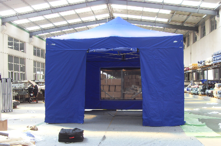 China 3X3 High Quality Easy up Auto Top Events Party Tent with Windows and Door