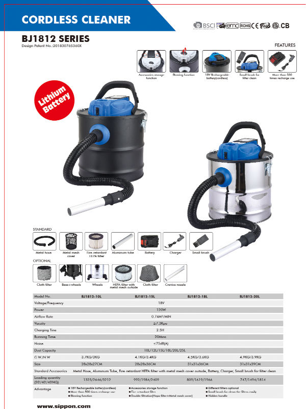 China Cordless Ash Vacuum Cleaner Lithium Battery Fireplace Tools Home Appliance Rechargeable Vacuum On Global Sources New Gs Hand Held Machine Hot Sale Tools