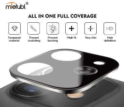 China Wholesale 9H Mobile Phone Camera Tempered Glass For Samsung S20 For Note 20 Camera Lens Protection