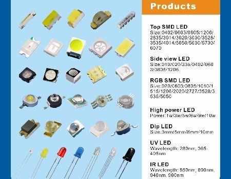 10 Piece LEDs//LED//3mm//White 15000mcd//high manufacturing standards