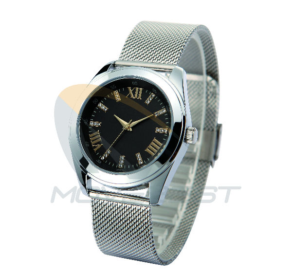 China Unisex Stainless Steel Watch on Global Sources ...