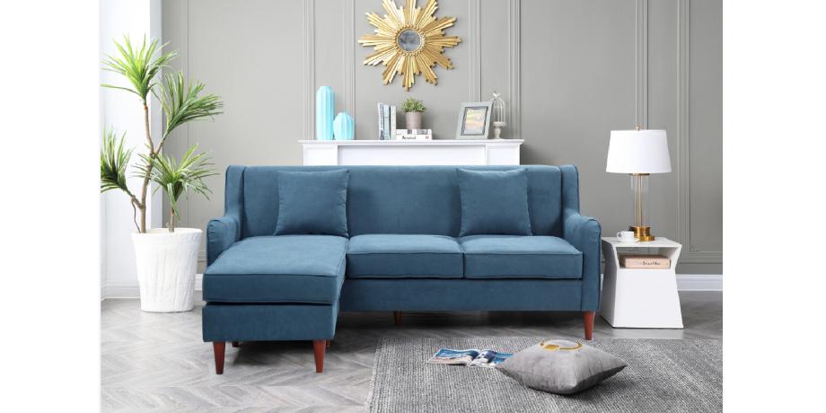 China Sectional Sofa Modern Fabrics, Lightweight Sofa Bed Uk