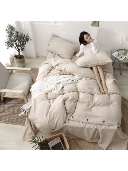 Natural Linen European Flax, Flax Linen Bedding Manufacturers In India