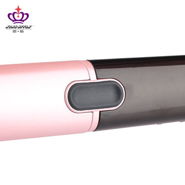 China Hair straightener, coconut oil infused ceramic plates, zero gap/excellent heat recovery/max 230°C