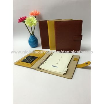 China Good Quality PU Leather Organizer, OEM Orders are Highly Welcome