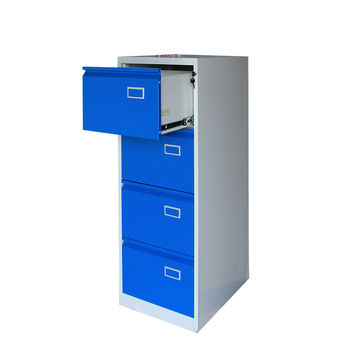 china drawer filing cabinet from luoyang trading company: mingxiu 3 drawer metal file cabinet