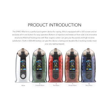 Syiko Alita Disposable pod device 650mAh battery 2ml