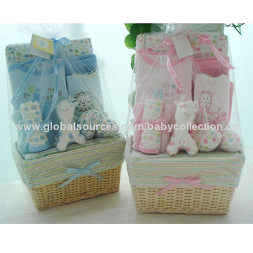 Baby Clothing Gift Basket Blanket China Baby Clothing Gift Basket Blanket
