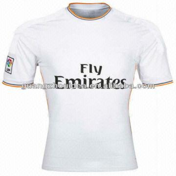 755ef04cfb8 Super Hot! Newest 13 14 Player Version Top Thai Quality Real Madrid ...