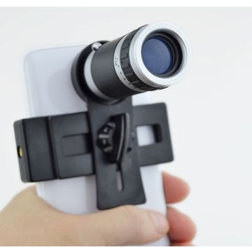 Camera Lens 8X Telescope Zoom Telephoto for iPhone 4 4S 5 5S 5C 6 Samsung Galaxy S S2 S3 S4 S5 Note
