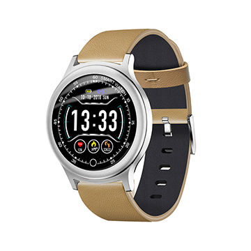 9cf8f57f72ab China COLMI Smart watch Round Screen Waterproof Men Fitness Activity  Tracker Bluetooth Women Smartwatch ...