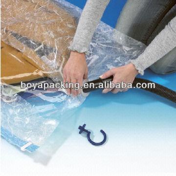 ... China Nylon+pe Hanging Vacuum Bag Laundry Bag Storage Bag & Nylon+pe Hanging Vacuum Bag Laundry Bag Storage Bag for Clothing ...