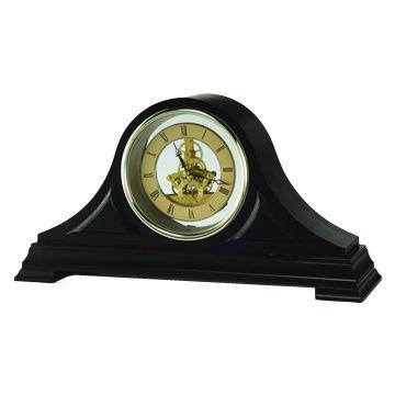 China Quartz Skeleton Desk Clock Suitable For Decoration And Gifts Artistic Design Made