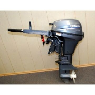 Indonesia 2012 YAMAHA F8SMHA 8HP 4STROKE TILLER HANDLE OUTBOARD MOTOR FOR SALE
