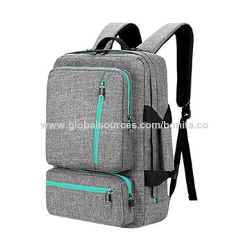 937d65645e42 China New Creative Grey-Green Shoulder Back Pack from Quanzhou ...