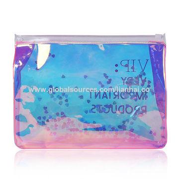 Laser Bag Pvc Makeup Cosmetics