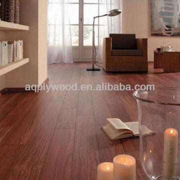 Engineered Flooring Laminating From Chinahdf Laminate Flooring