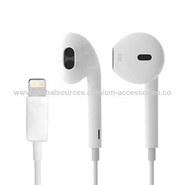 Md827 apple bulk earpods mit in-ear-kopfhörer