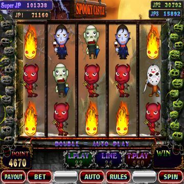 Spooky gambling find gambling