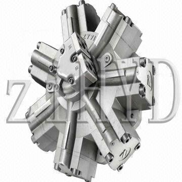 Radial Piston Hydraulic Motor is one kind of low speed high