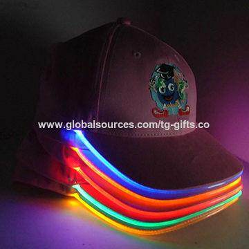 382f729c6a0 China LED baseball cap