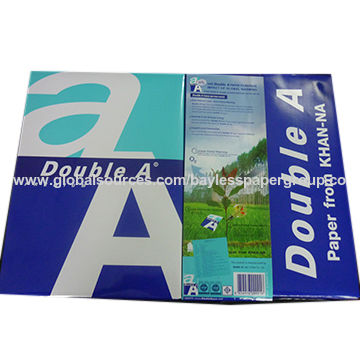 Hot Sell New Double A A4 80gsm Copy Paper