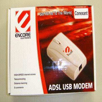 DRIVERS CONEXANT ADSL USB MODEM