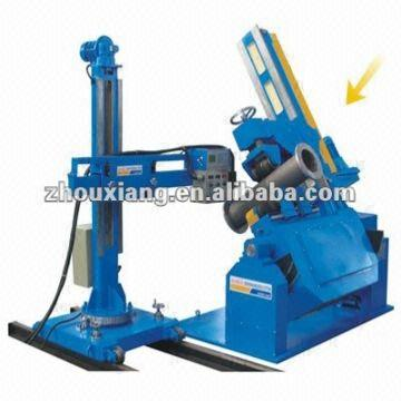 Model GGLJ 1000 Pinch and turning pipe rotator | Global Sources