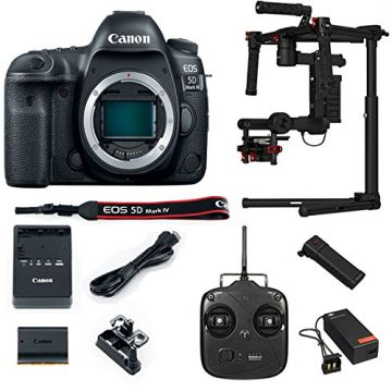 Canon EOS 5D Mark IV DSLR Camera with 24-105mm f/4L II Lens, Kits ...