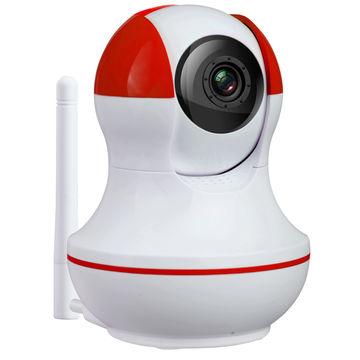Mini Wireless IP Camera WiFi P2P P/T IR-cut 2-way Audio Supports Android, iPhone, Mac OS, Windows