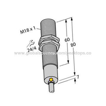 Proximity Switches, SENSOR SWITCH, PLC TURCK E2A-M08KN04-M1
