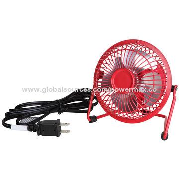 """China 4"""" High Velocity Fan"""