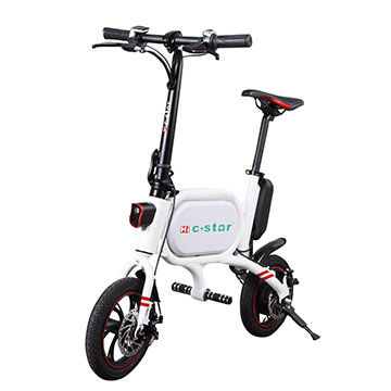 China New Products Folding Electric Bicycle E Foldable Scooter Bike