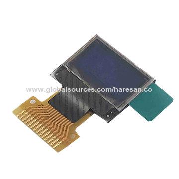 "1X 0.96/"" 128X64 12864 Yellow /& Blue COG OLED LED Display Module LCD Screen Panel"