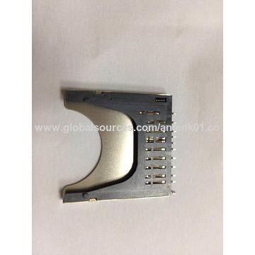 SIM Card + Micro SD Card Connector
