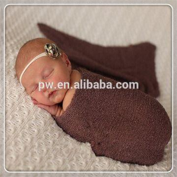 Newborn Baby Stretch Wrap Baby Wraps Photo Props Baby Photography
