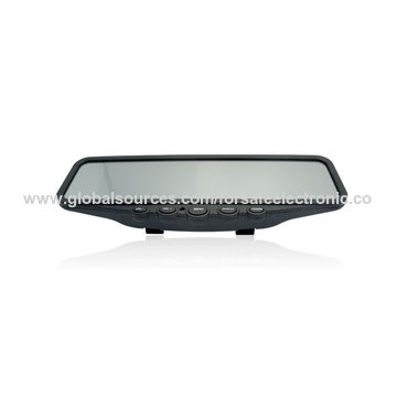 China Car Rearview System with 100% Waterproof IP69K Rating and Anti-fog Rearview Camera, for Car Safety