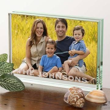 Photo Expressions Glass Block Frame Large | Global Sources