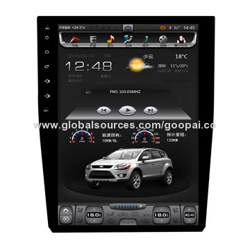 China Car Multimedia Navigation For Ford Edge With   Inch Touch Screen