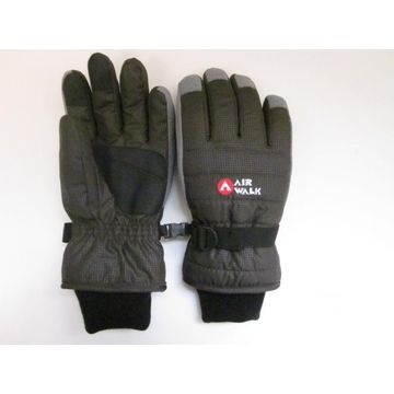 China Motorcycling gloves with polyester lining