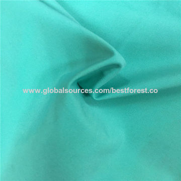 China Polyester 4-way Stretch with Membrane Bonded Breathable Waterproof Fabric