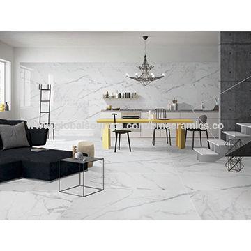 Carrara Porcelain Floor Tiles China
