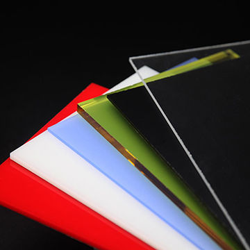 China High Quality Colorful Acrylic Sheet, Transparent PMMA Sheet ...