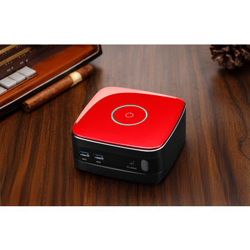 Windows Mini PC, Installed with Core i5 100mm*100mm, Supports 2.5-inch HDD, Thickness Below 10mm